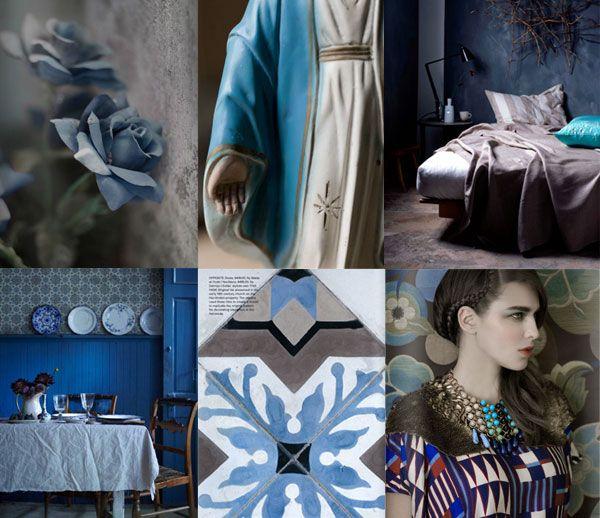 Indigo blue inspiration