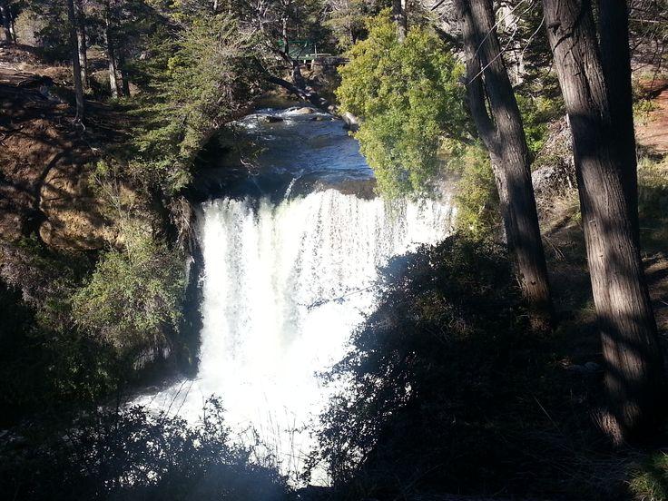 Cascada de Nant y Fall