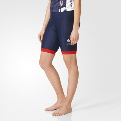 Team GB Replica Cycling Short - Womens