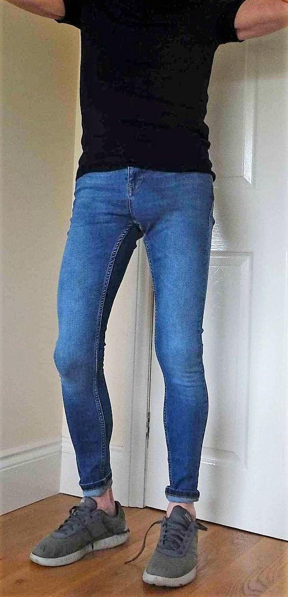 Jeans Moulant Homme 2