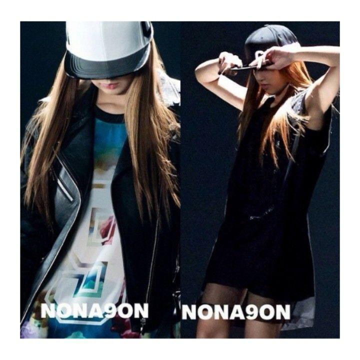 Lalice Manoban for Nona9on
