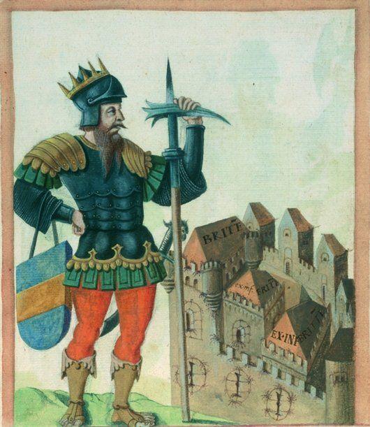 Romeins Fort De Brittenburg - Geschiedenis van Zuid-Holland