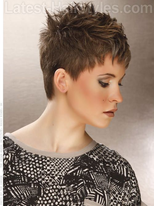 Latest Hairstyles Com Magnificent 62 Best Pixie Cuts Images On Pinterest  Haircut Short Hair Cut And