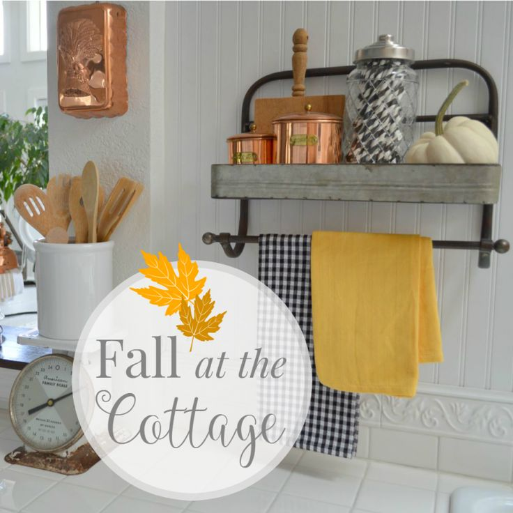 Home Fall Decorating Ideas 2840: A Flutter Of Fall Home Decorating