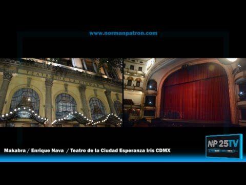 Makabra de Enrique Nava NP25TV 2016