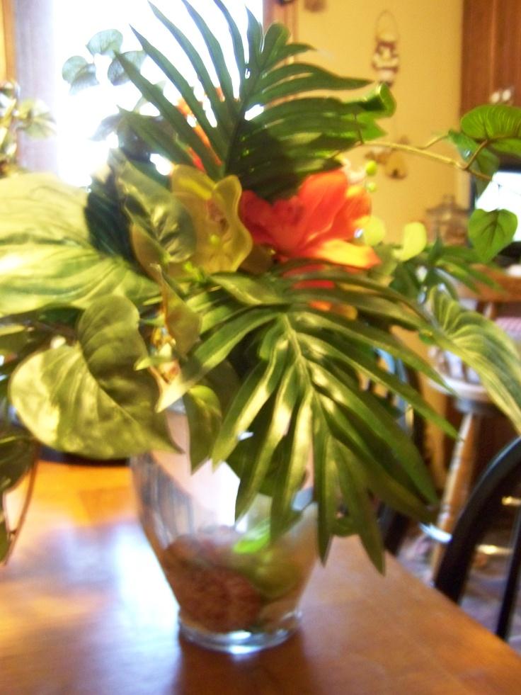 Top of betta vase