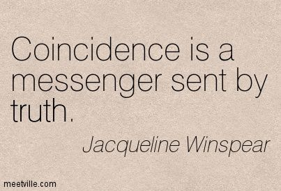 coincidence quotes - Pesquisa Google