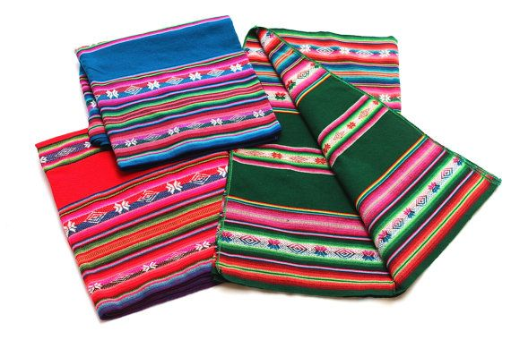WINTER SALE 12% OFF Genuine Aguayo Bolivian Peruvian by AndeanShop