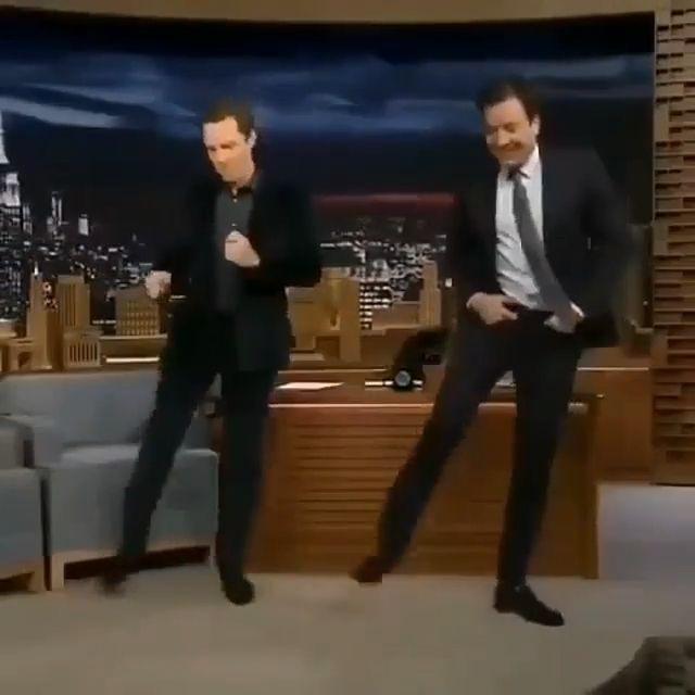 benedict cumberbatch and jimmy fallon