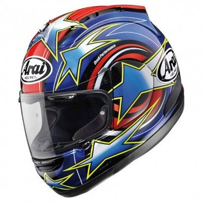 Arai RX7-GP Colin Edwards Replica New
