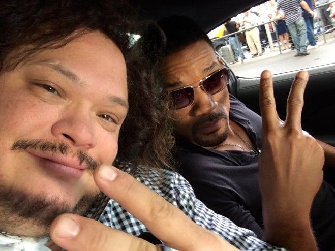 He's Been In 100 Hollywood Films, But Adrian Martinez Is Now Making IPhone Movies With His Friends  My first reaction? Yeah, I've seen that guy in movies! After that … what a great story!