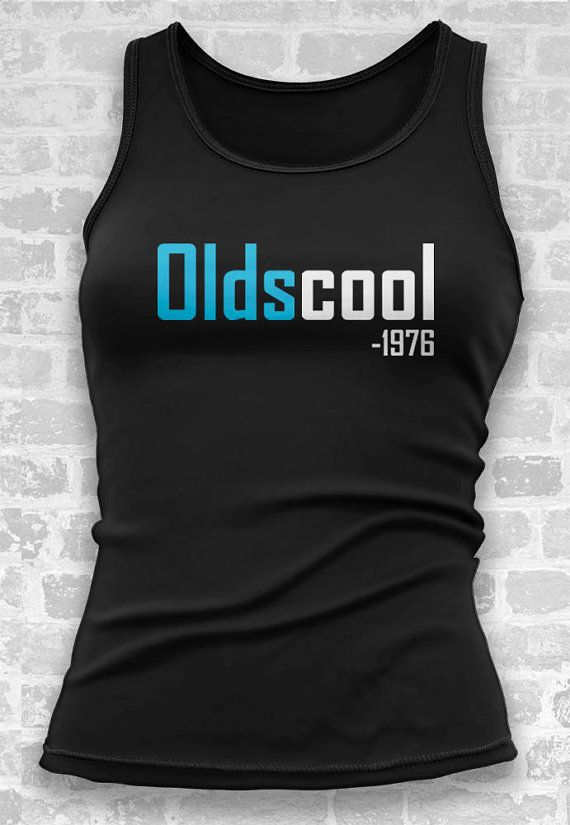Welcome to Tee Total Clothing  This Oldscool 1976 Womens Vest is made from premium quality ring spun cotton, giving a great soft feel, and