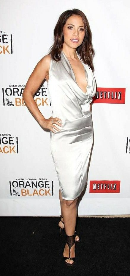 Elizabeth Rodriguez is an American actress. Rodriguez is best known for her role as Aleida Diaz in the Netflix comedy-drama series, Orange Is the New Black.Born:December 27, 1980,Manhattan, New York City, NY.
