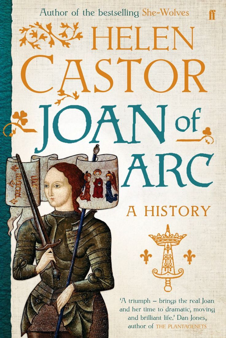 Joan of Arc (Oct):