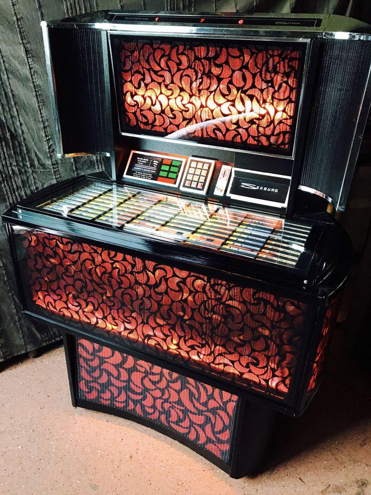 Seeburg jukebox 160