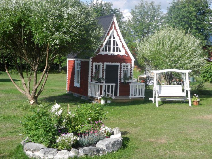 Lekstuga / Playhouse in Sweden