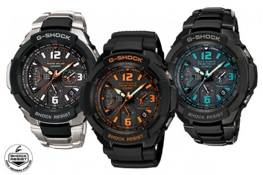Casio G-Shock: An Interesting Watch Compatible With iPhone