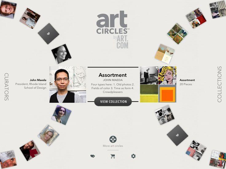 Art.com iPad app