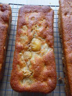 La chica de las recetas: Bizcocho de manzana y aceite de oliva