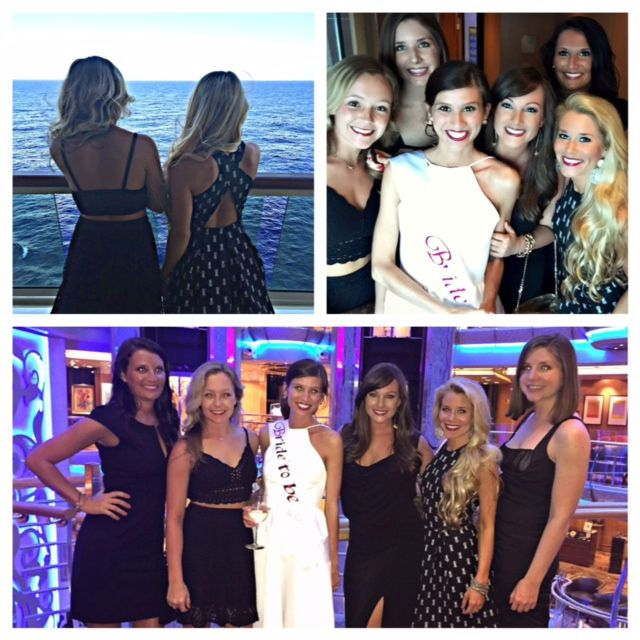 Brooke's Bachelorette Cruise to Mexico!