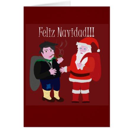 Merry Christmas Card - tap, personalize, buy right now!