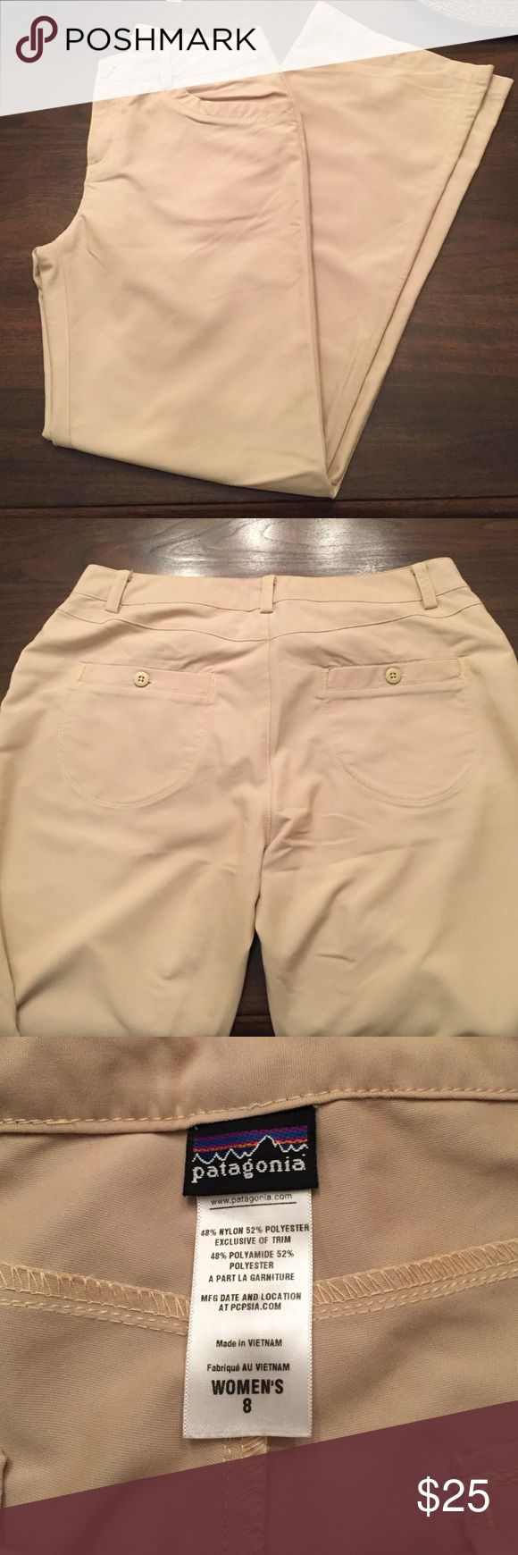 Patagonia Pants Like new, great for the outdoors. 48% nylon, 52% polyester Patagonia Pants