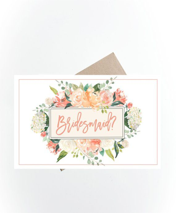 image regarding Bridesmaid Proposal Printable titled Bridesmaid Proposal Playing cards, Will oneself be my Bridesmaid