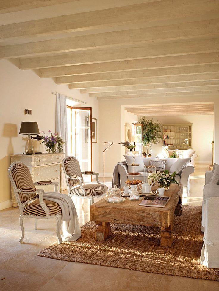 20 salones para inspirarte · ElMueble.com · Salones  tips for inspiring rooms