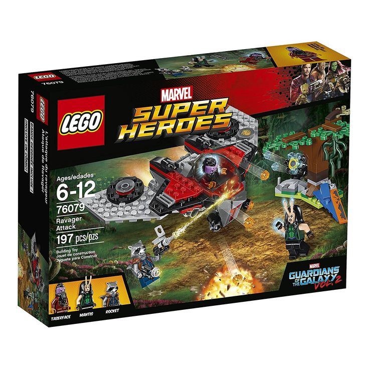 We Are Selling LEGO Marvel Super... in our store. There Is No Better Chance To Get It NOW http://ima-toys-online.myshopify.com/products/lego-marvel-super-heroes-ravager-attack-76079-superhero-toy?utm_campaign=social_autopilot&utm_source=pin&utm_medium=pin.