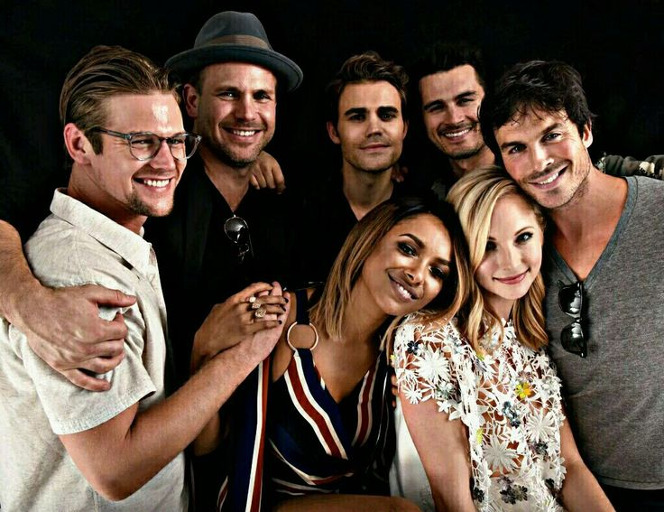 Whos Hookup Who On Vampire Diaries Cast