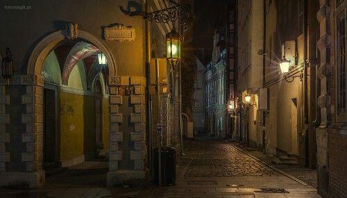 Gdańsk, Długi Targ Street