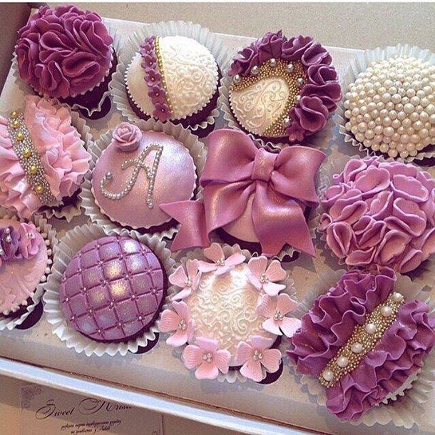 beauty, cupcake, decoration, food, glitter, goals, inspiration, luxury, muffins, pink, rich, rose, sparkle, sweet, tie, lifegoals