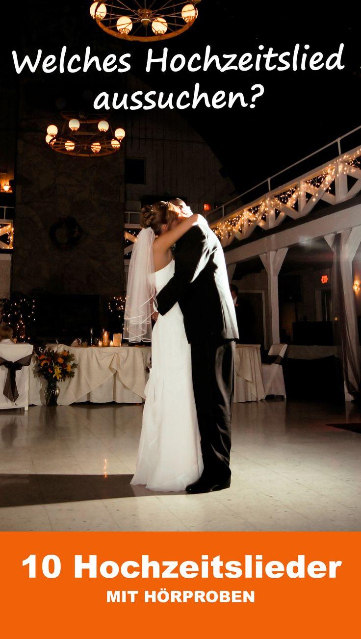 Die 50 schönsten Hochzeitslieder – für viele emotionale Momente an eurem großen Tag!
