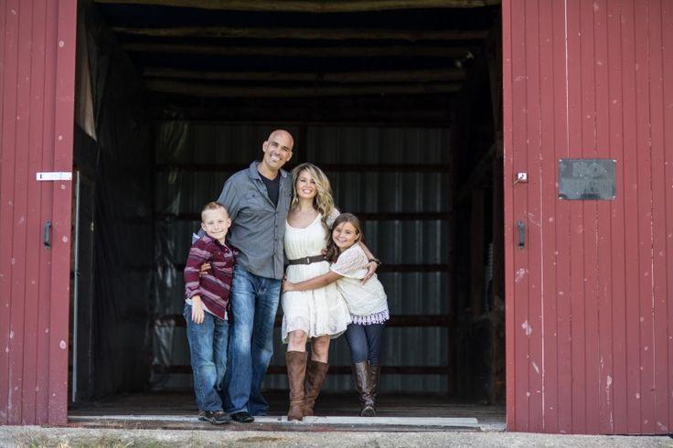 Family of 4 barn