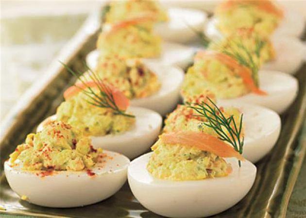 Πασχαλινά αυγά βραστά με μουστάρδα - Νέα Διατροφής