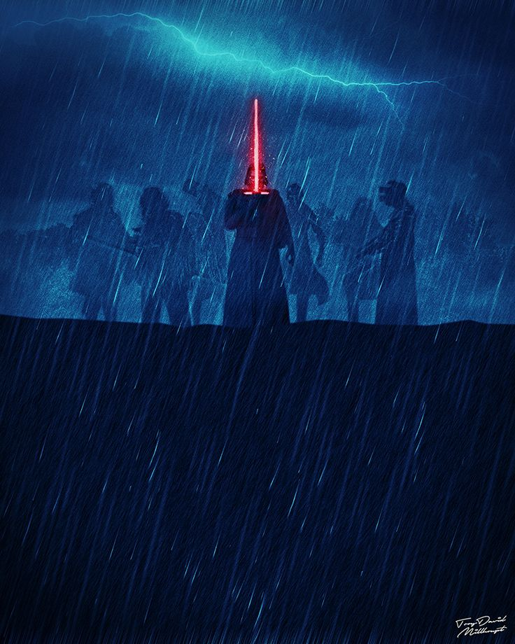 The Knights of Ren Created by Troy Millhoupt