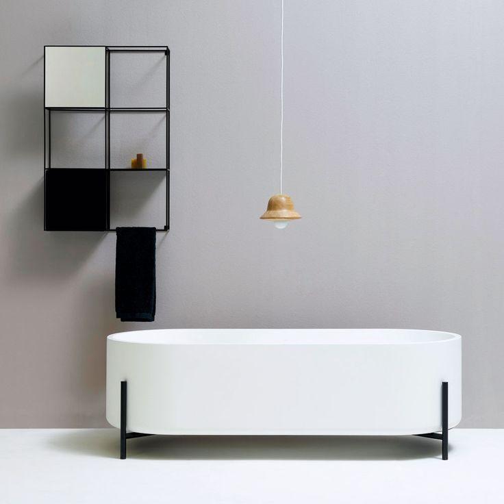 The EX T Freestanding Bath, Credit: C.P. Hart, Living TecKeywords Bathroom  Bath