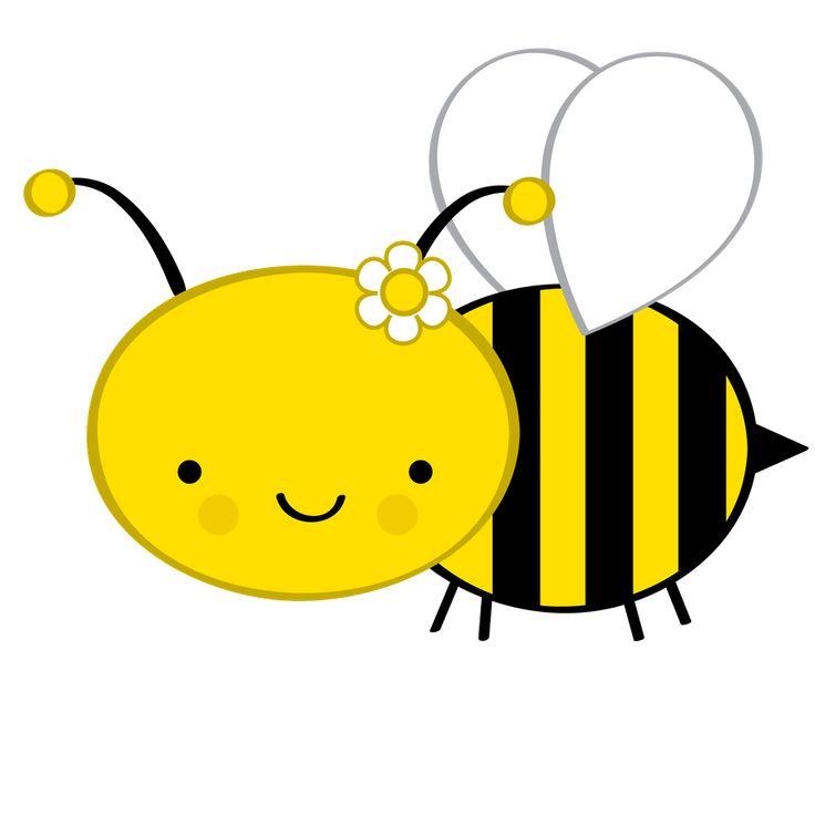 clipart cute bee - photo #12