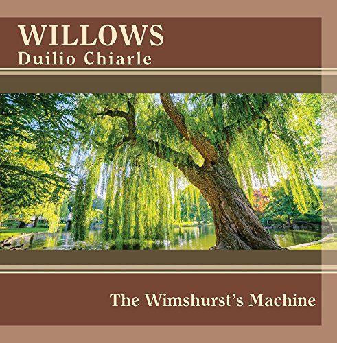 """La prima """"monografia"""" del gruppo The Wimshurst's Machine, con molte nomination a Hollywood, è dedicata a Duilio Chiarle"""