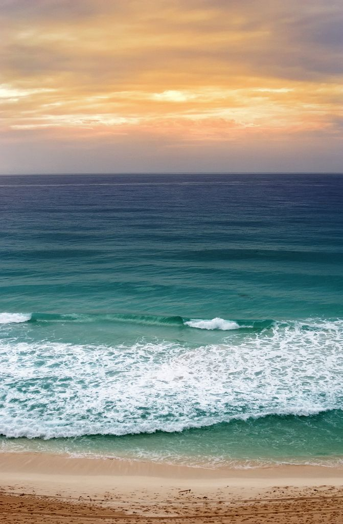 Peaceful beauty.