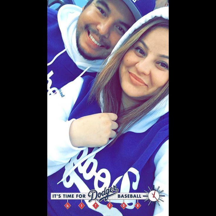 THINK BLUE: Twinning at the Dodger game tonight after getting the sweet hoodies  #Dodgers #itfdb #losangelesdodgers #dodgerblue #welovela #laisblue #dodgerstadium #thinkblue #bleedblue #dodgersnation #puropinchedodgers #losangeles #hoodienight #twins by heyitsluis11