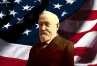 Benjamin Harrison was the grandson of the ninth president, William Henry Harrison, creating the only grandfather-grandson duo to hold the office.
