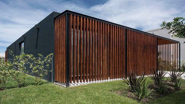 Arquitectos Argentinos: Pureza geométrica extrema