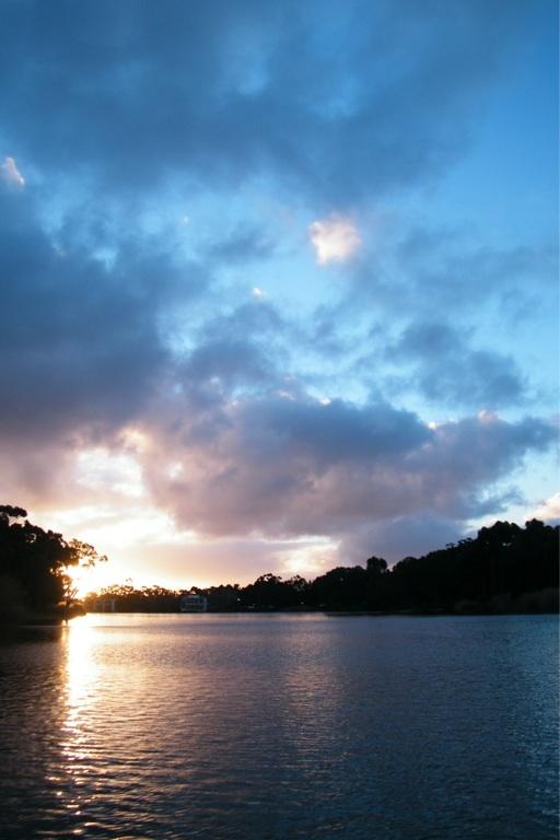 Torren's Lake- Adelaide City Centre