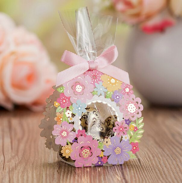 $15.88 | New arrival Flower Candy Bag Floral Guest Sugar Luxury Decoration Decor Party Paper Wedding Gifts Favors Box For Guest-in Event & Party from Home & Garden on Aliexpress.com | Alibaba Group