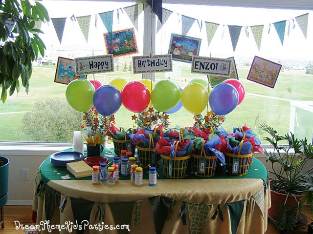 "Photo 1 of 12: Toopy and Binoo / Birthday ""Enzo's 3rd Birthday"" 
