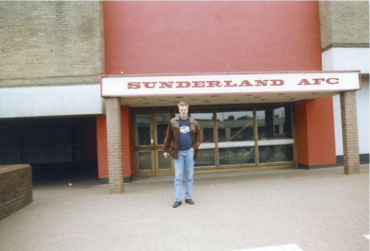 Sunderland AFC footbool campen