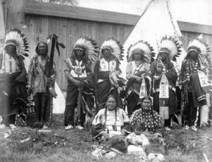 Native American Tribes & the Indian History in Watersmeet, Michigan