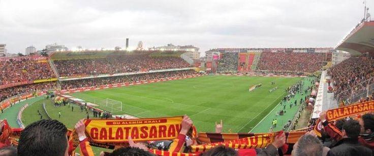 Ali Sami Yen Istanboel Galatasaray 2010
