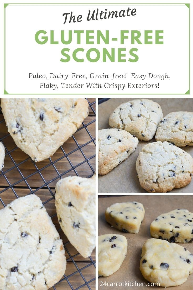 Gluten Free Scones That Are Dairy Free Grain Free Paleo And